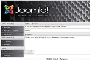Why choose the Joomla CMS for your business website