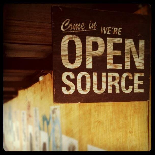 | Applying the principles of 'open source' to business