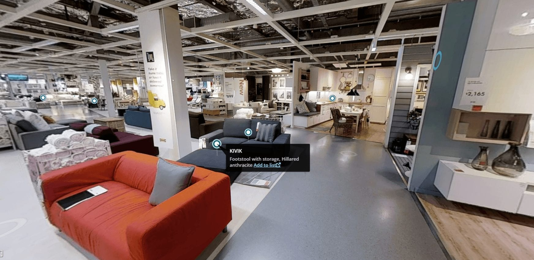 IKEA using VR is business