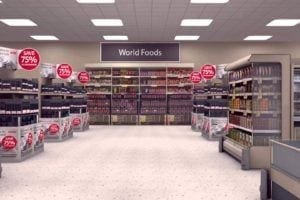 Tesco's Virtual Reality