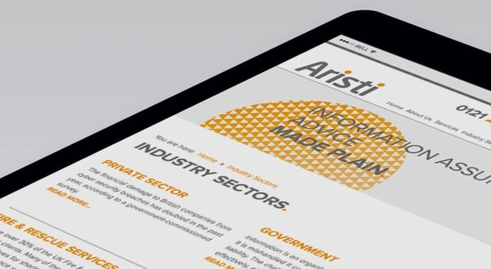 Aristi Mobile Design and Copywriting