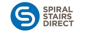 Spiral stairs direct logo