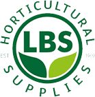 LBS Horticultural Supplies logo