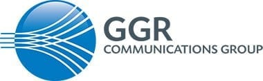GGR communications group logo