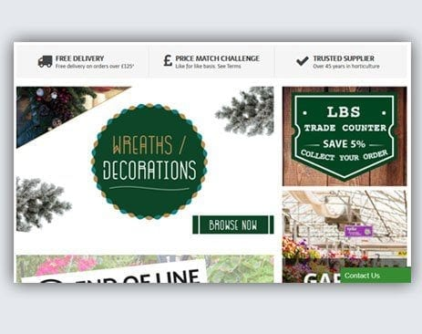 LBS Horticultural Supplies