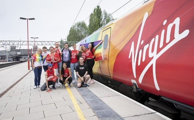 best online pr and marketing campaigns 2018 virgin trains