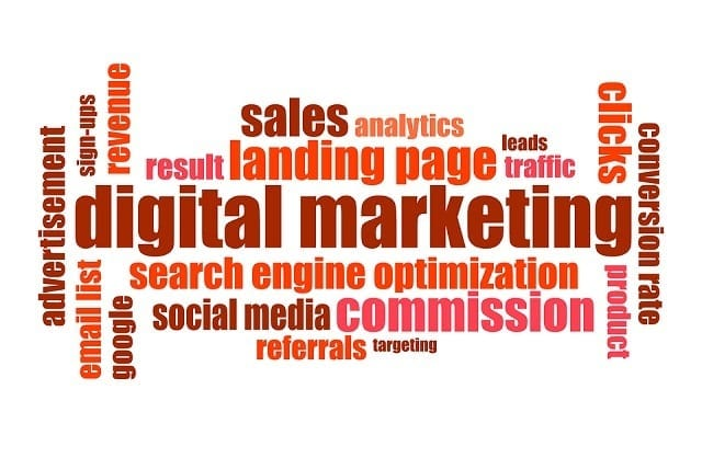 digital marketing key terms