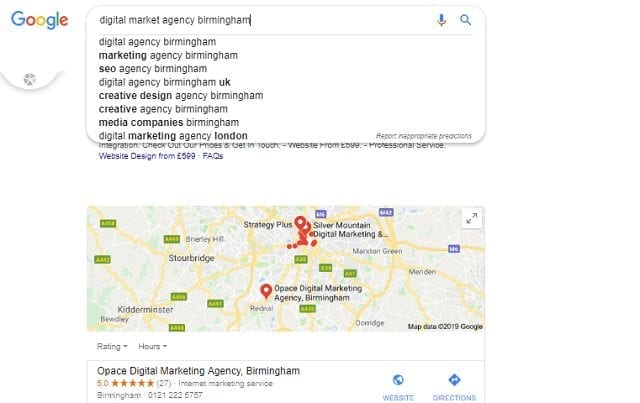 how to optimise google my business listings