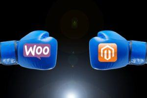 comparison woocommerce vs magento