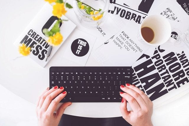 the role of a copywriter