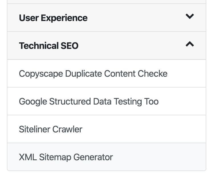 New features in The Essential SEO Toolkit v2