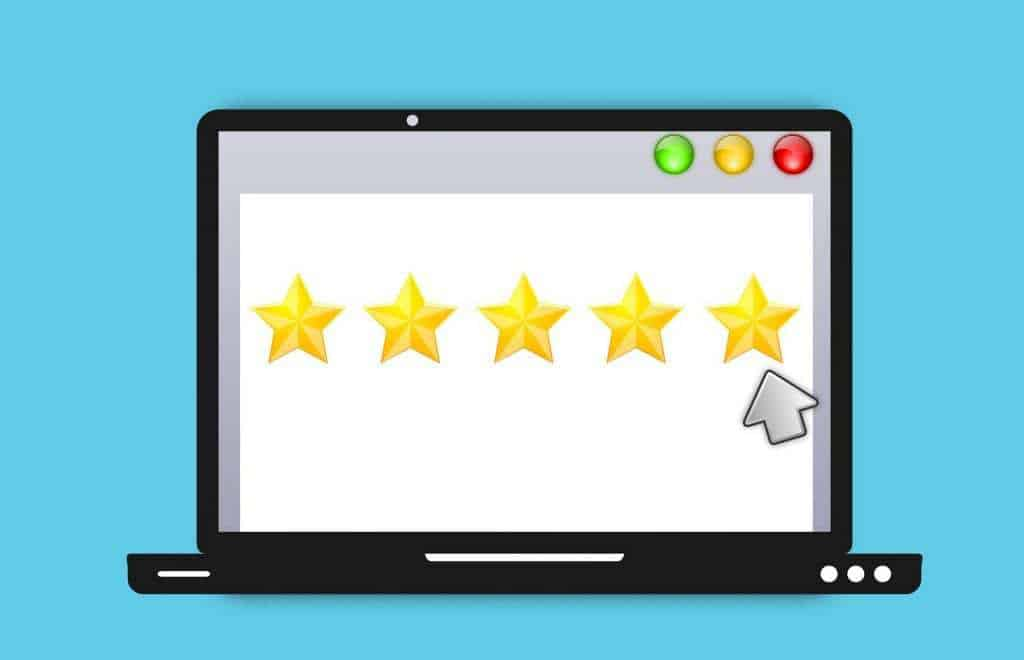 Review and SEO – positive reviews build trust